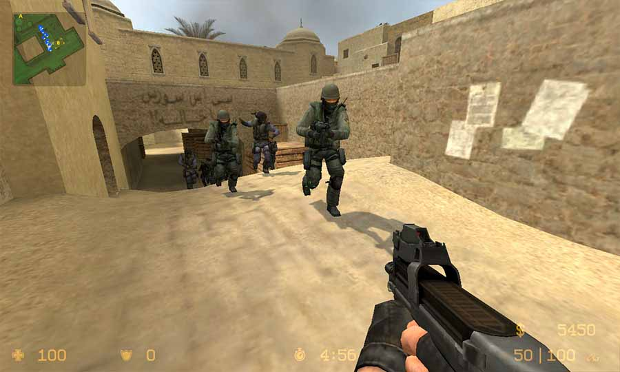 counter strike source modern warfare 3 скины скачать
